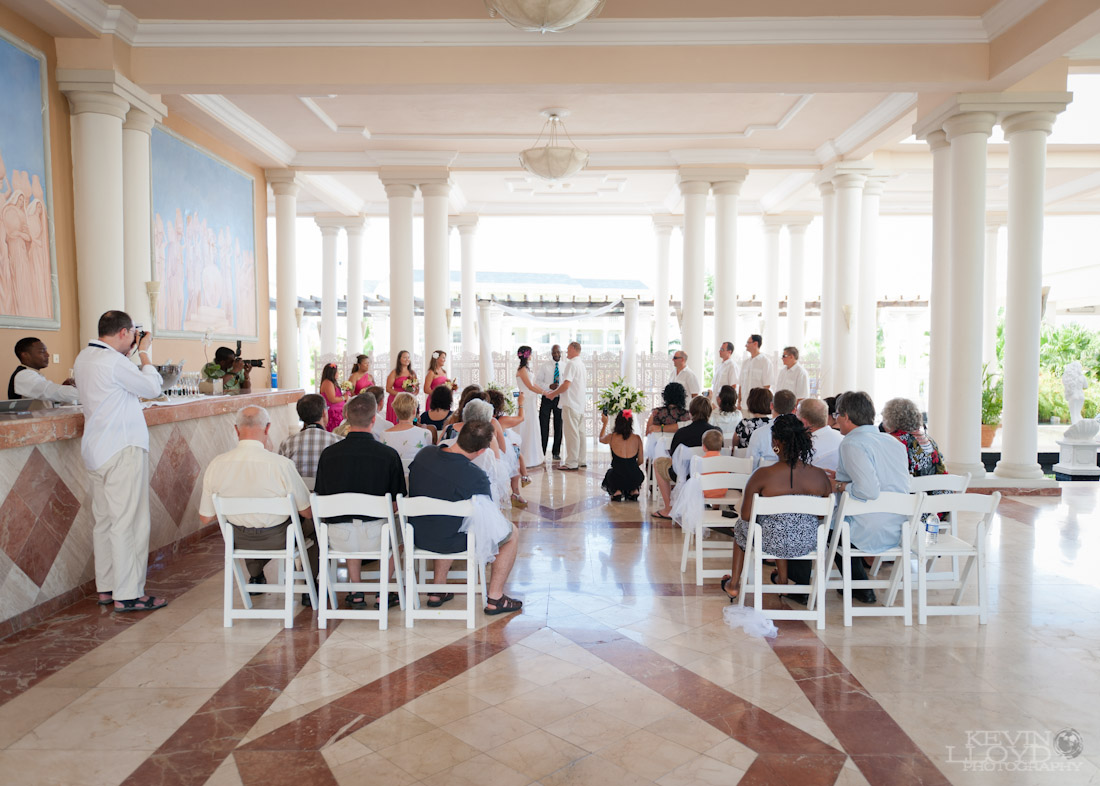 Grand Palladium Jamaica Lady Hamilton Weddings